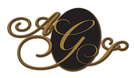 A. Scott Grivas III, DDS, INC. logo in black and brown